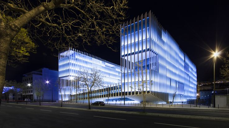 Image 3 of 29 from gallery of EDP Headquarters  / Aires Mateus. Photograph by…