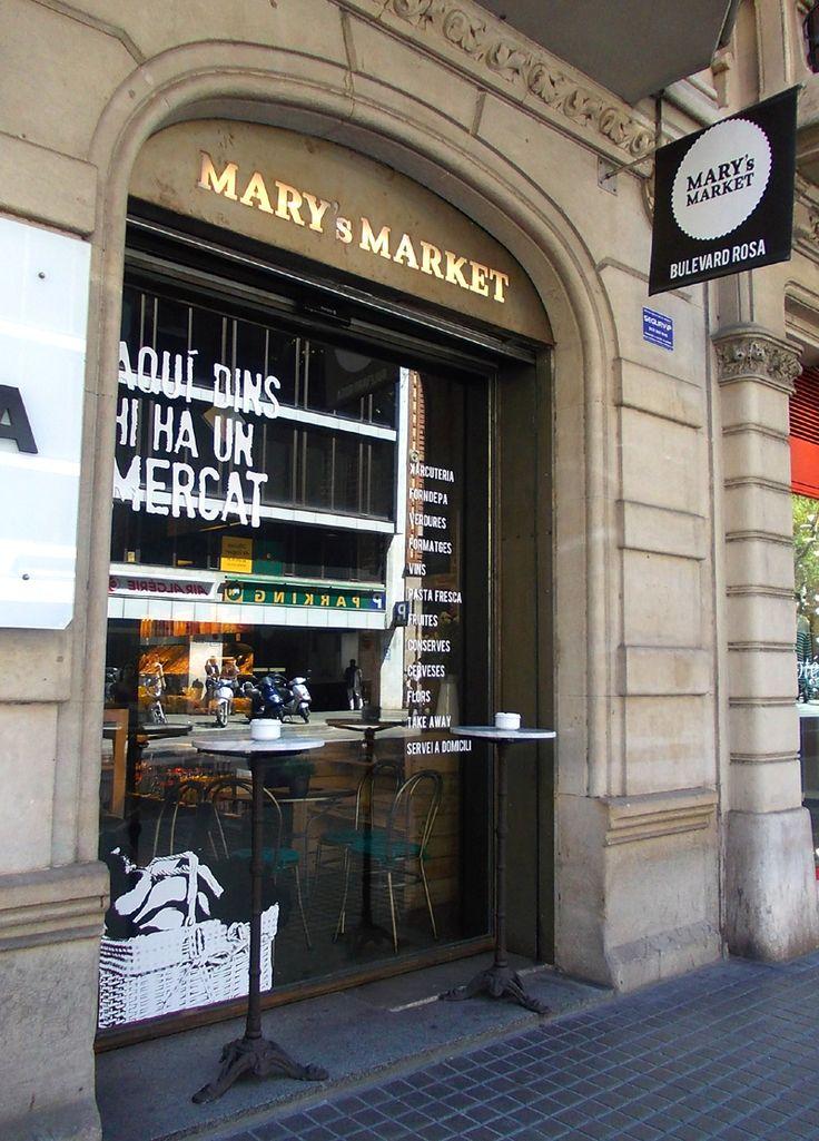 Mary's Market, Barcelona