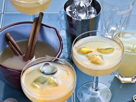 Veckans drink; med smak av äpple och kanel