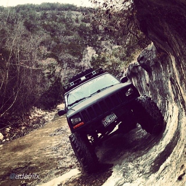 Jeepys: Jeep XJ modified, lifted, and off-roading.