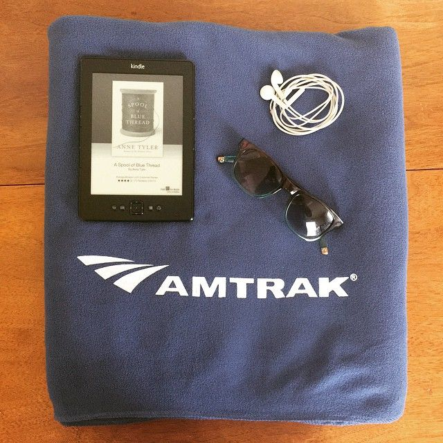 What do you pack for your Amtrak trips? Real riders tell us their top travel essentials.