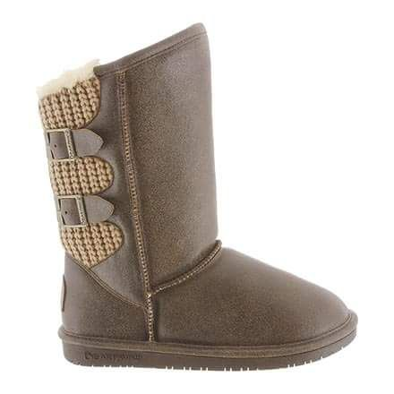 Bearpaw boots would work too ...