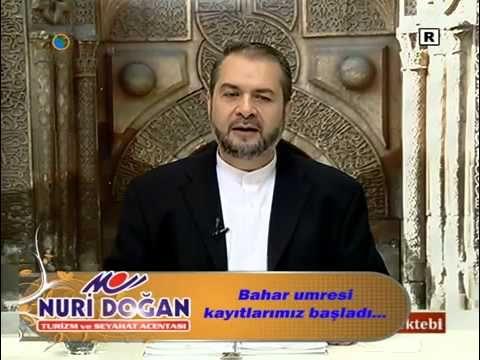 Peygamber Efendimiz (S.A.V.)'in Sünnetleri-1 (25-04-2012)- Abdurrahman B...