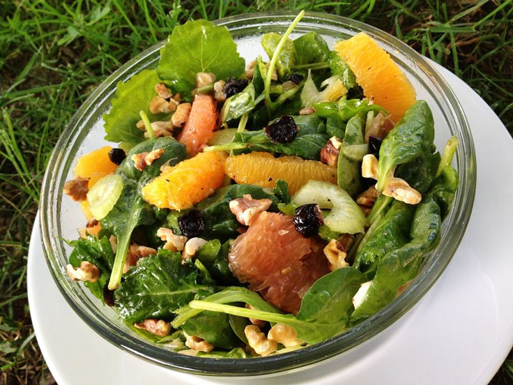 ... about Salads on Pinterest | Avocado salads, Dressing and Arugula salad