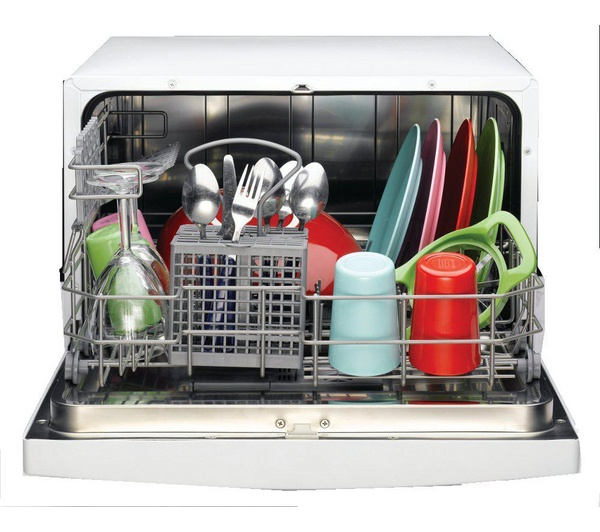 £180 INDESIT ICD661 Compact Dishwasher White Free