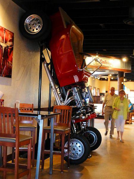 Panama City Beach - The Wicked Wheel Restaurant
