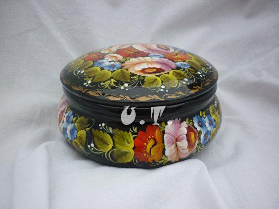 Boîte en bois bijoux boîte bague boîte bijoux boîte bijoux boîtes détenteurs de cadeaux de mariage boîtes en bois en bois boîtes cadeaux d'ukrainiens B69