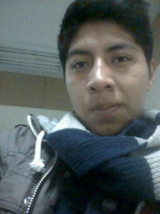 Días de frío en la Universidad.