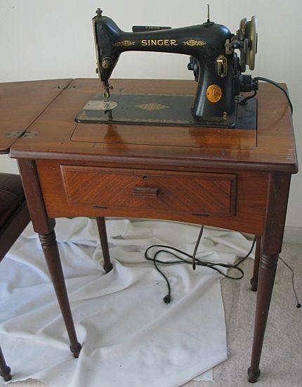 1896 singer sewing machine value