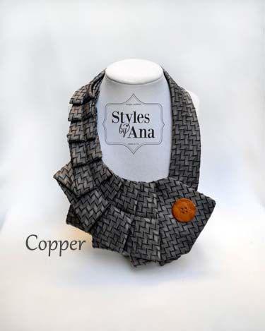 Stil in Nürnberg | Farbberatung | Typberatung Krawatte-Halskette einzigartige findet Halskette von stylesbyana