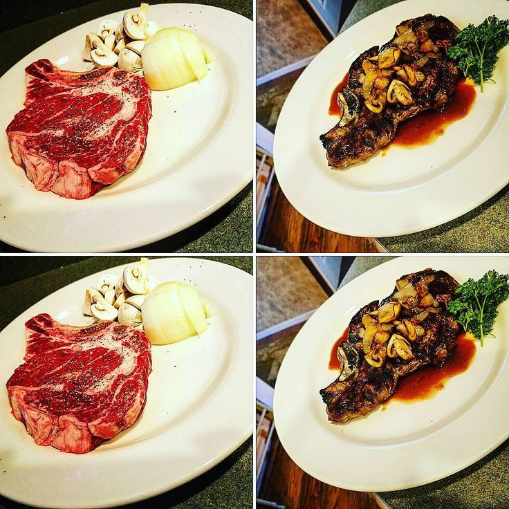 #perfection #steak #boneinribeye #medrare #spoton #beforeandafter #chef #chefsroll #chefofinstagram #chef #kodakfoodmoment #instagram #foodgram #instaphoto #cookinghealthy #eatinghealthy #foodporn #steakhousequality #beef #maui #nyc  #losangeles #chicago #dinner #icancook  by cicci777