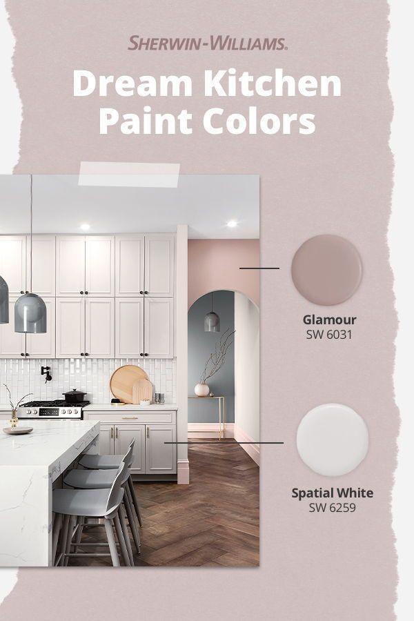 Soft Subtle Kitchen Paint Colors Sherwin Williams Kitchen Paint Colors Kitchen Paint Kitchen Paint Color Inspiration New soft room paint color