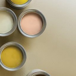 The new interior colour for the upcoming year - Ochre-Gold