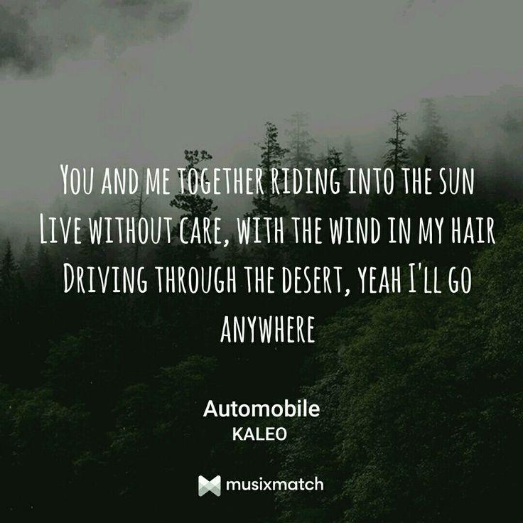 KALEO – Automobile Lyrics | Genius Lyrics