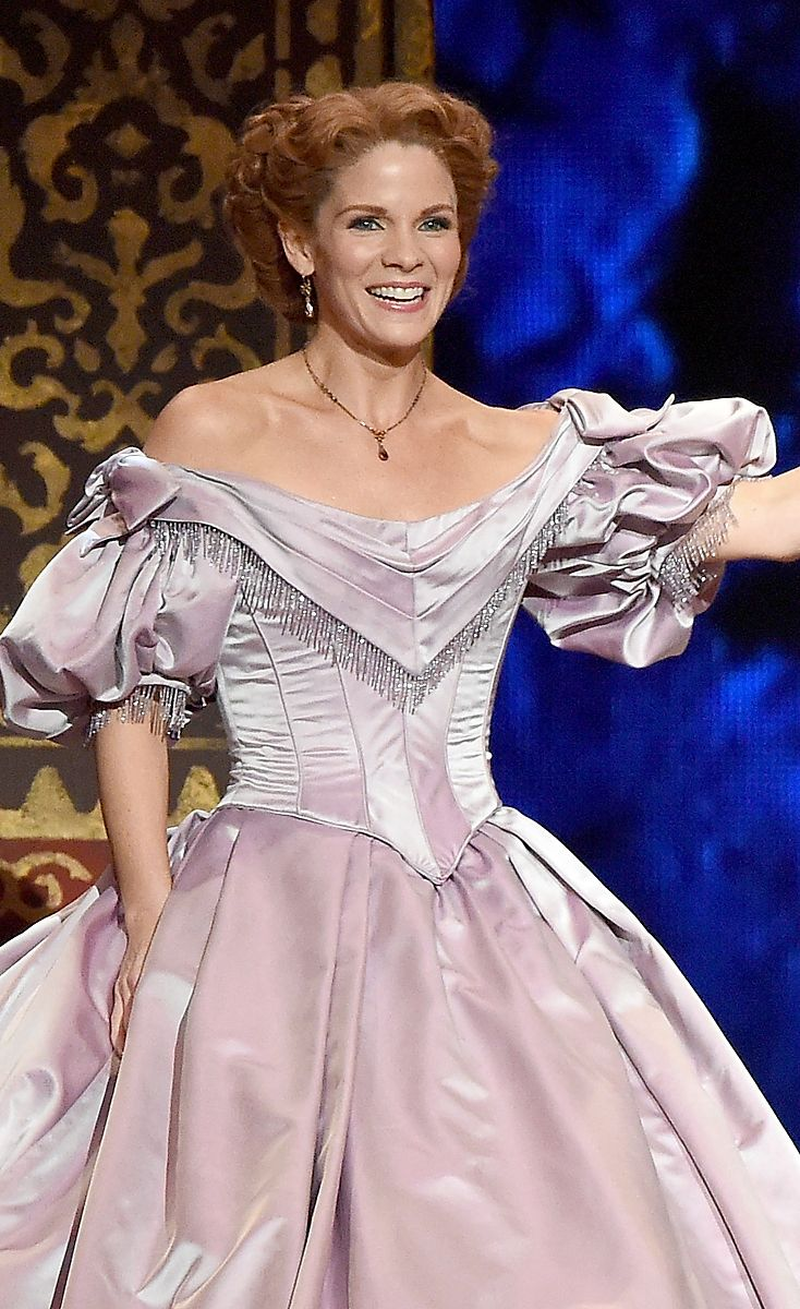 Kelli O'Hara, from The King and I musical. The Tony Awards are my favorite.  This pin has video of all the performances on this years show.