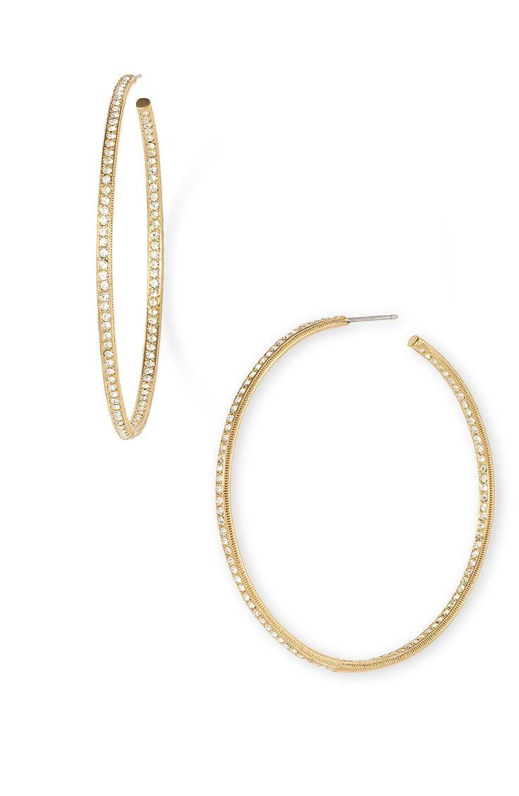 Marc Jacobs Hoop Earrings Jewelry Pinterest And