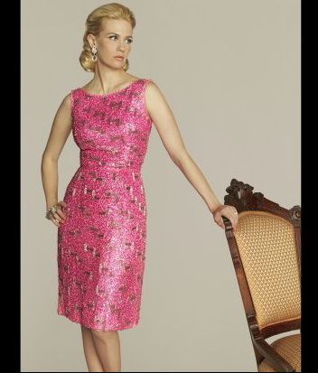 1950s fashion (Betty from Mad Men)