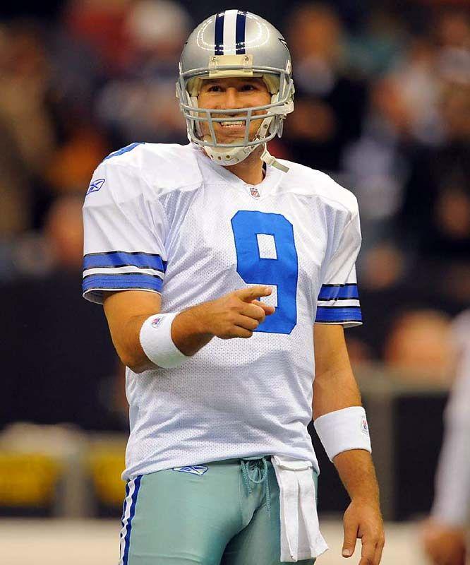 Tony Romo -