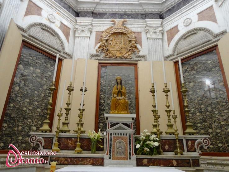 Otranto, Cappella dei Martiri idruntini nella Cattedrale