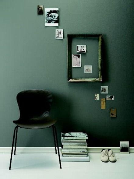 Mer gröna väggar