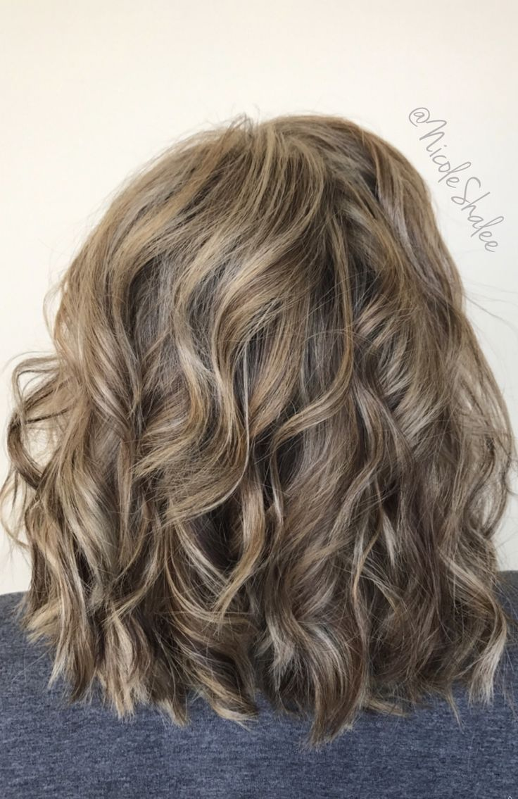 beige hair color ideas