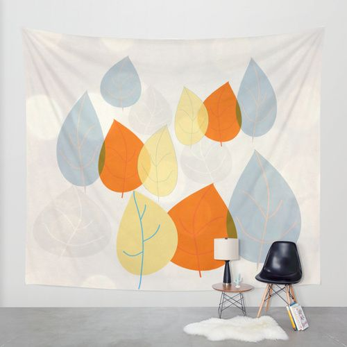 Buy Autumn Leaves 1 by mirimo as a high quality Wall Tapestry. Worldwide shipping available at Society6.com. Just one of millions of products available.