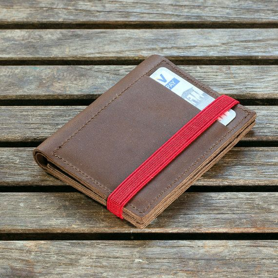 Mens Wallet Leather Wallet Mens Gifts Personalized Wallet