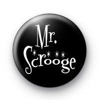 Mr Scrooge Badge