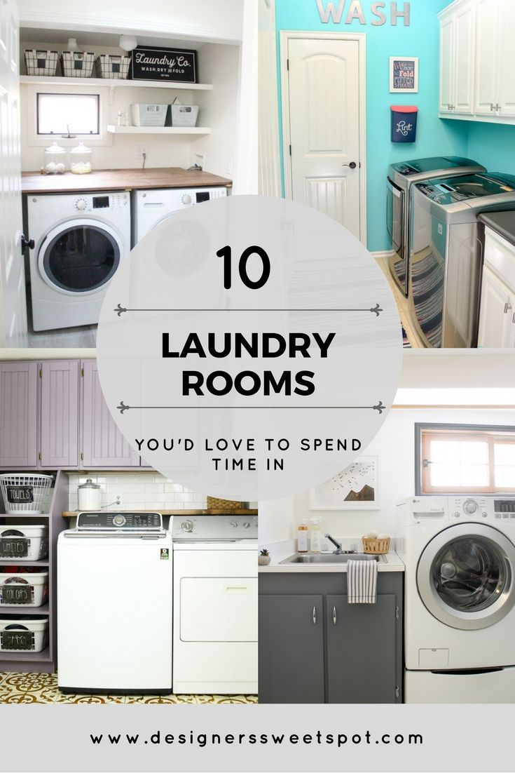 753 best closets storage laundry rooms images on pinterest 10 laundry rooms youd love to spend time in solutioingenieria Image collections