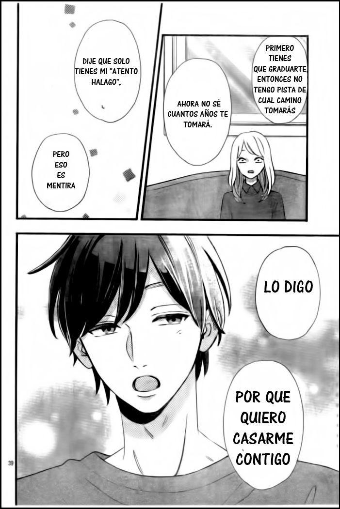 Sensei Kunshu Capítulo 40 página 39 - Leer Manga en Español gratis en NineManga.com