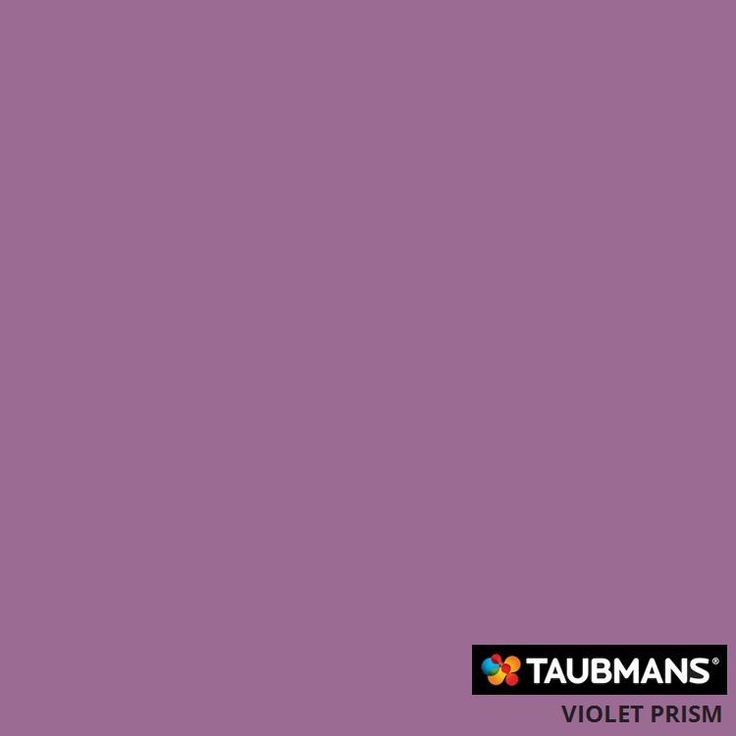 #Taubmanscolour #violetprism