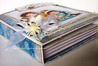 Jane's Lovely Cards: Magnolia Down Under Challenges DT - All About Books