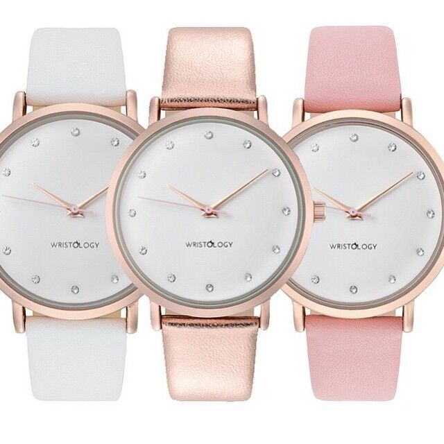 Wristology watches are the cutest! I want them all