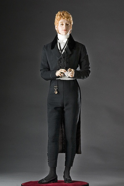 George (Beau) Brummell (Regency Period) Doll: Photo by By golondrina411 on Flickr