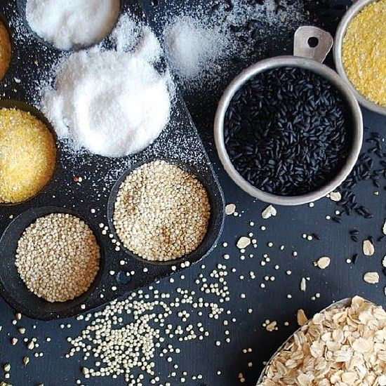 Grains on grains on grainsssss! Looking for some healthy grainshellip