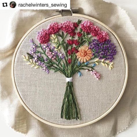@rachelwinters_sewing #ricamo #embroidery #bordado #broderie #handembroidery #needlepainting
