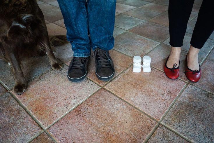la nostra famiglia in dolce attesa annuncio gravidanza