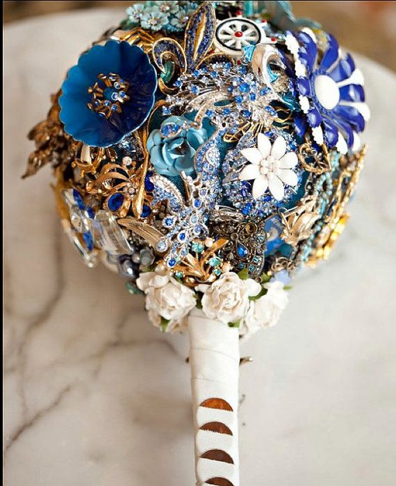 wedding flower jewelry 29 best images about jewelry bouquet on 9511