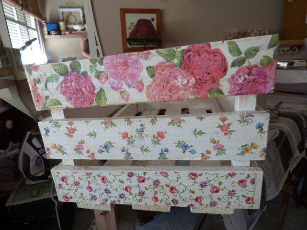 El cajón que me faltaba decorar | Aprender manualidades es facilisimo.com
