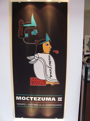 Exposición de Moctezuma II, Museo del Templo Mayor, DF / Moctezuma II, the exhibit, Great Temple Museum, Mexico City