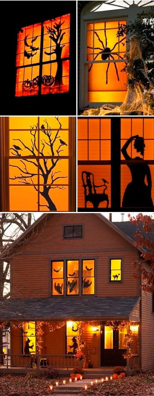 17 mejores ideas sobre adornos de halloween en pinterest for Articulos decoracion halloween