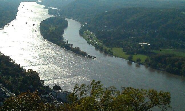 #Rheinblick #Drachenfels