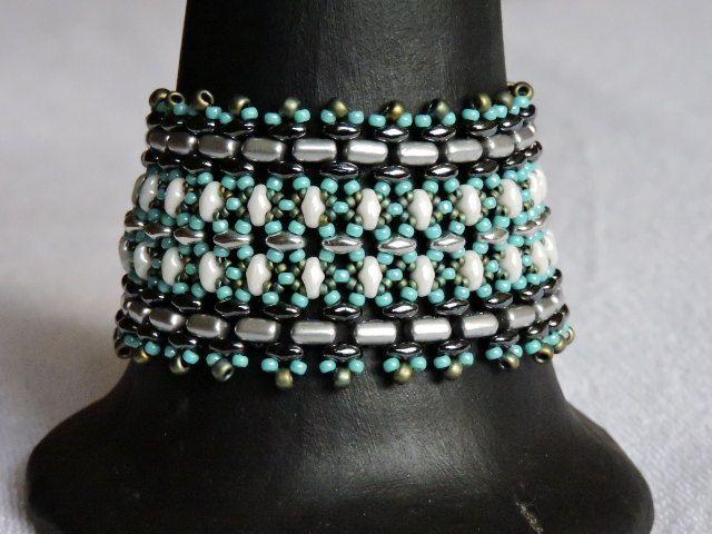 zilver turkooise armband van helena`s sieraden op DaWanda.com