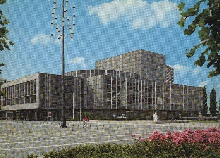 Frits Peutz, Stadsschouwburg, Heerlen 1959-1961