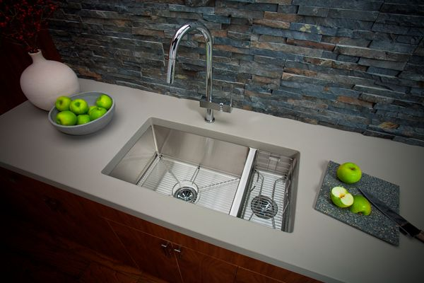 ... about Kitchen sinks on Pinterest Basin sink, Ideas and Under sink