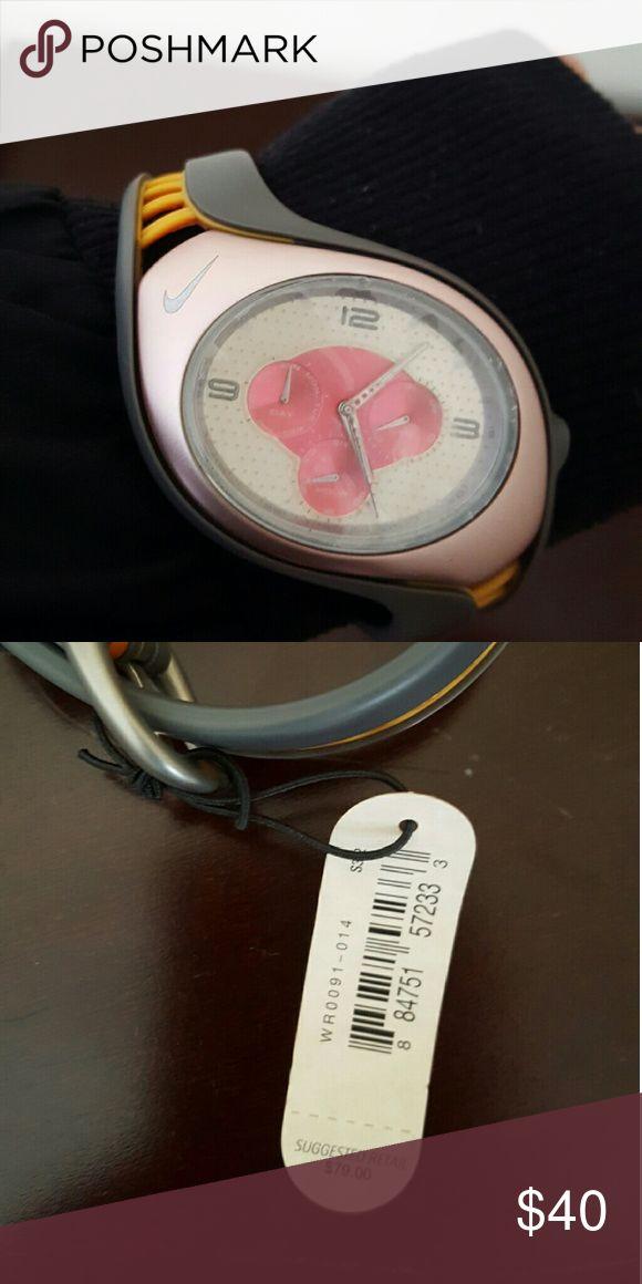 New Nike Watch New never worn Nike Watch Nike Jewelry