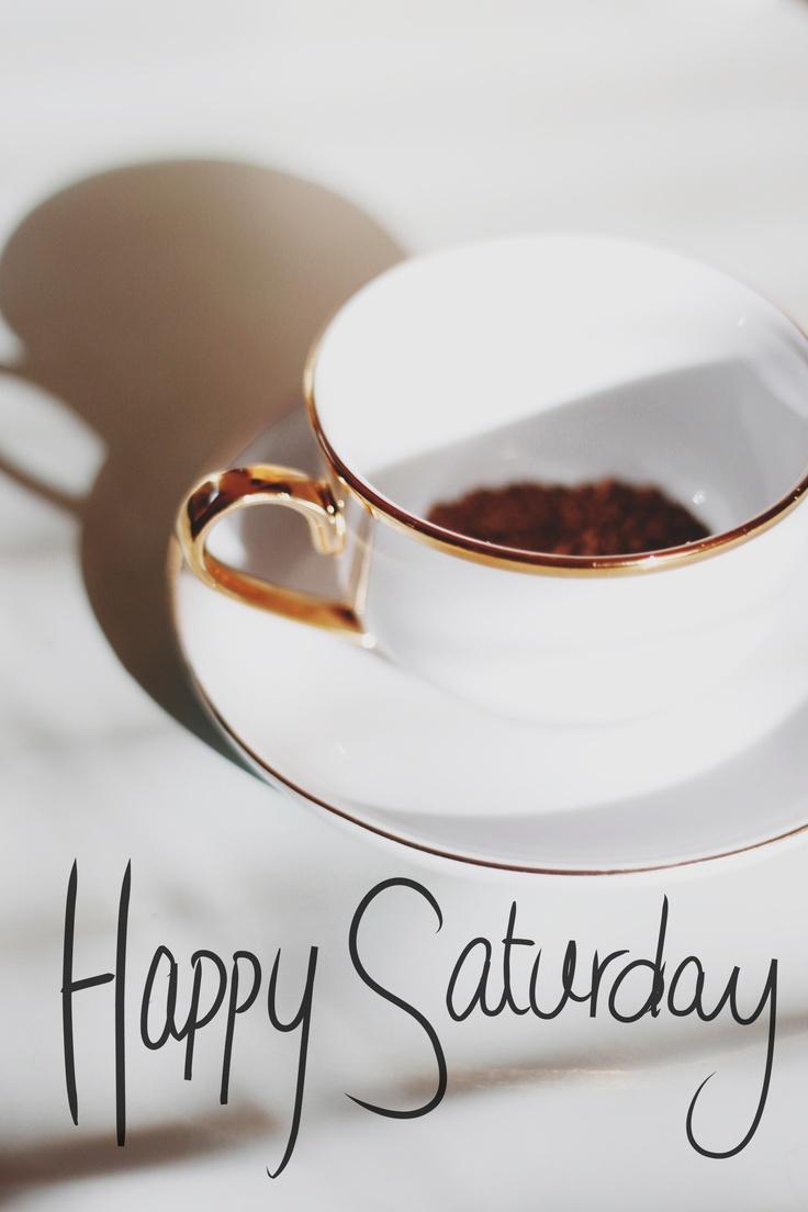 At least every Saturday begins as a good one. #coffee #philosophy #weekend