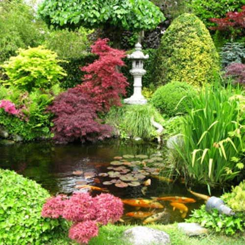 Le Jardin Zen vous invite à vous relaxer et à méditer. Retrouvez le charme et la quiétude d'un jardin dépaysant, très graphique.
