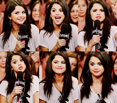 La amo ♥ Sus caras :3