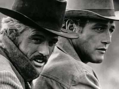 Robert Redford & Paul Newman: one of THE best movies...two of THE best looking men in hollywood!